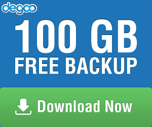 100GB for FREE